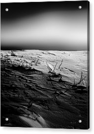 First Light Acrylic Print by Bob Orsillo