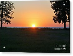 First Light Acrylic Print