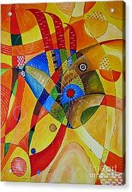 Fish 752 - Marucii Acrylic Print