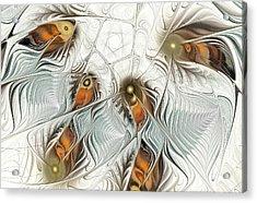 Fish Dance Acrylic Print