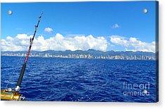 Fish Honolulu  Acrylic Print