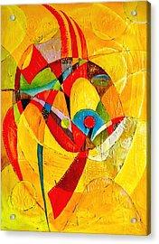 Fish II - Marucii Acrylic Print