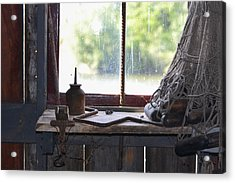 Fishing Shack 2 Acrylic Print