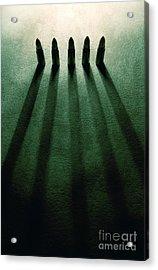 Five Lives Acrylic Print by Jaroslaw Blaminsky