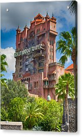 Five Star Hotel - Full Color Acrylic Print