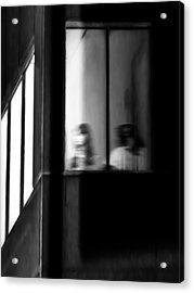 Five Windows Acrylic Print by Bob Orsillo