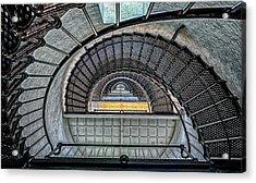 Saint Augustine Light Stairway Acrylic Print