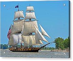 Flagship Niagara Acrylic Print