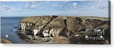 Flamborough North Landing Acrylic Print