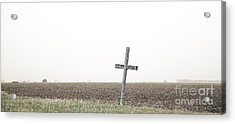 Flat-out Faith Acrylic Print