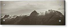 flawy mount peak I Acrylic Print