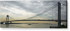 Fleet Week 2014 Nyc Acrylic Print