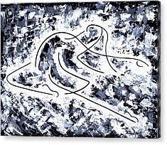 Flight Acrylic Print by Kamil Swiatek