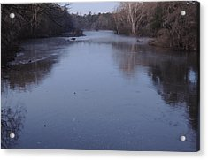 Acrylic Print featuring the photograph Flint River 1 by Kim Pate