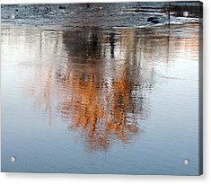 Acrylic Print featuring the photograph Flint River 22 by Kim Pate