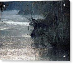 Flint River 28 Acrylic Print