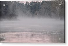 Acrylic Print featuring the photograph Flint River 3 by Kim Pate