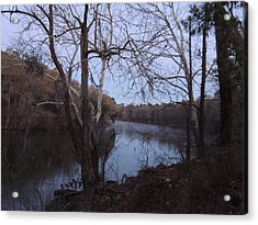 Acrylic Print featuring the photograph Flint River 4 by Kim Pate