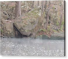 Acrylic Print featuring the photograph Flint River 5 by Kim Pate