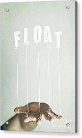 Float Acrylic Print by Catherine MacBride