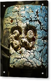 Acrylic Print featuring the photograph Float Number 39 by Rebecca Sherman