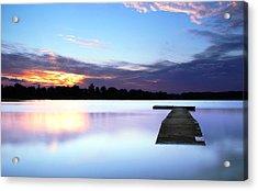 Floater Acrylic Print