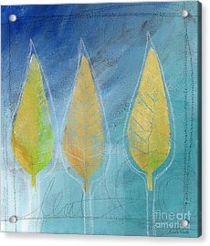 Floating Acrylic Print by Linda Woods