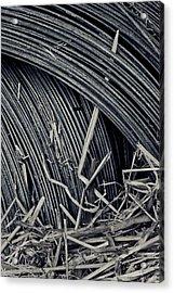 Flood Acrylic Print by Odd Jeppesen