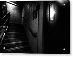 Floor Two After Dark Acrylic Print by Bob Orsillo