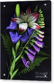 Floral Bouquet 2 Acrylic Print