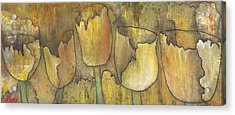 'floral Fruition' Acrylic Print