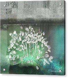 Floralart - 03 Acrylic Print