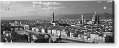 Florence Italy Acrylic Print by Panoramic Images