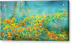 Flores De Ayamonte Acrylic Print