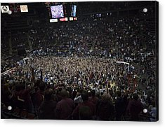 Florida State Seminoles Donald L. Tucker Arena Acrylic Print by Replay Photos