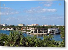 Florida Vacation Acrylic Print