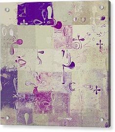 Florus Pokus A01d Acrylic Print
