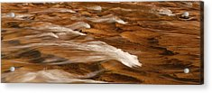 Flow Acrylic Print by Jim Cook