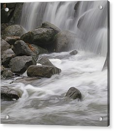 Acrylic Print featuring the photograph Flow by Nikki McInnes