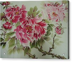 Flower0725-3 Acrylic Print