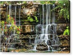 Flowing Falls Acrylic Print