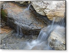 Flowing Waters Acrylic Print