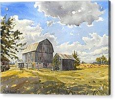 Floyd's Barn No.1 Acrylic Print