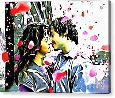 Fluff--n-stuff Acrylic Print
