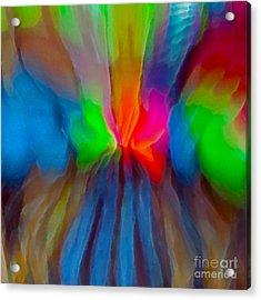 Fluid Acrylic Print