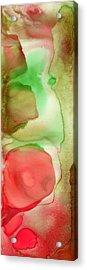 Fluidity 21-c Acrylic Print by Brian Allan