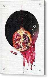 Fluidity Vii - Elena Yakubovich Acrylic Print