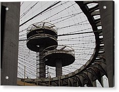 Flushing Meadows - 10 Acrylic Print