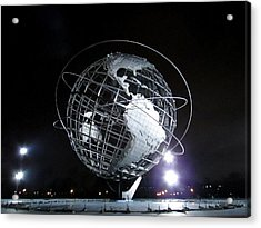 Flushing Meadows - 18 Acrylic Print