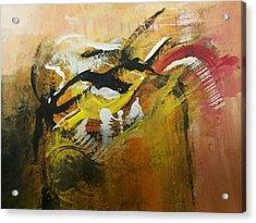 Fly Away Acrylic Print by Forum  Gala